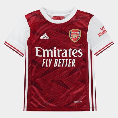 adidas Arsenal Home Shirt 20/21 Junior