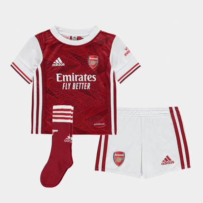 adidas Arsenal Home Mini Kit 20/21