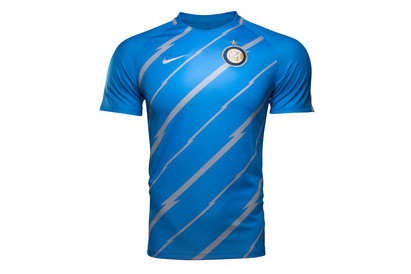 Nike Inter Milan 2017 Dry S/S Football Training T-Shirt