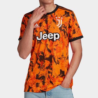 adidas Juventus Third Shirt 20/21 Mens