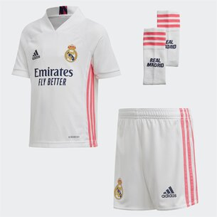 adidas Real Madrid Home Mini Kit 20/21