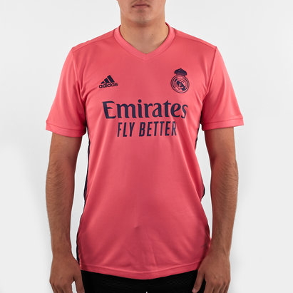 adidas Real Madrid Away Shirt 20/21 Mens