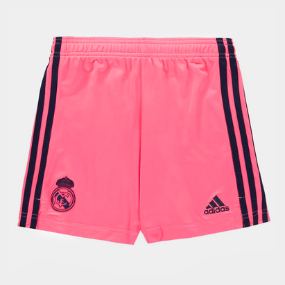 adidas Real Madrid Away Shorts 20/21 Kids