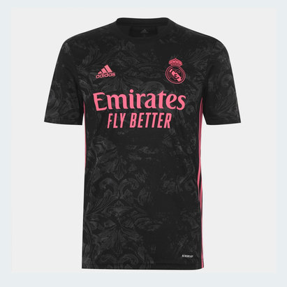 adidas Real Madrid Third Shirt 20/21 Mens