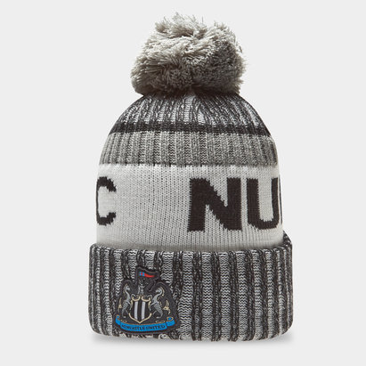 NUFC Newcastle United Football Club Bobble Hat