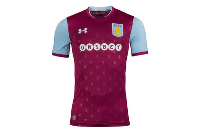 Aston Villa Home shirt