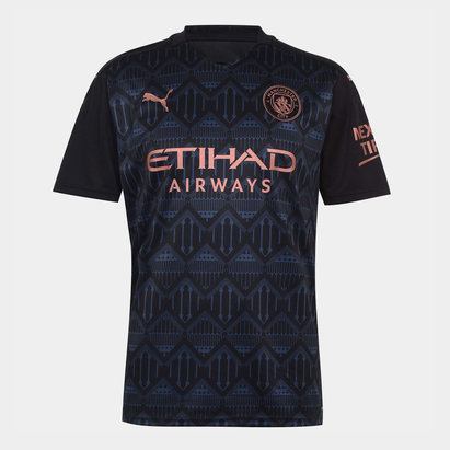 Puma Manchester City Away Shirt 20/21 Mens