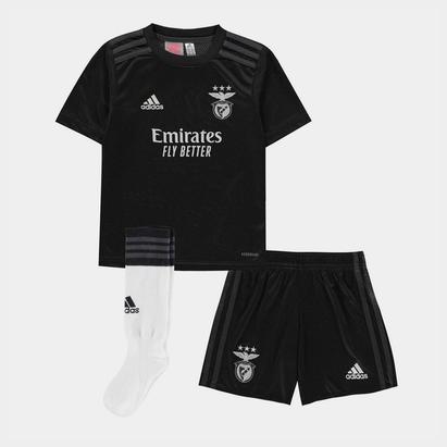 adidas Benfica Away Mini Kit 2020 21
