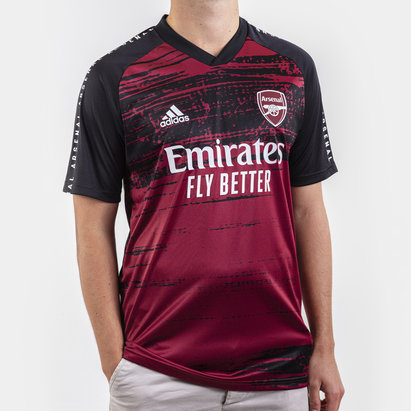 adidas Arsenal Pre Match Shirt 20/21 Mens