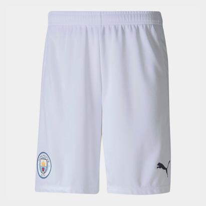 Puma Manchester City Home Shorts 20/21 Mens