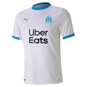 Puma Marseille Home Shirt 20/21 Mens