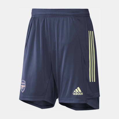 adidas Arsenal Training Shorts 2020 2021 Mens