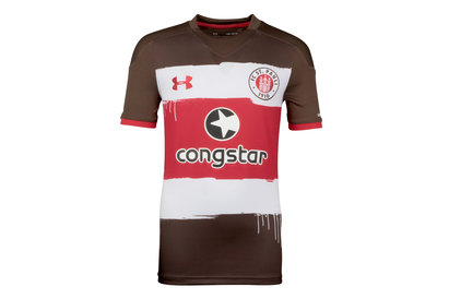 Under Armour FC St Pauli 17/18 Kids Home Football Shirt