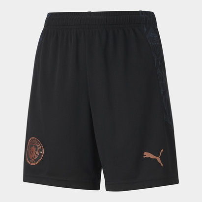 Puma Manchester City Away Shorts 20/21 Mens