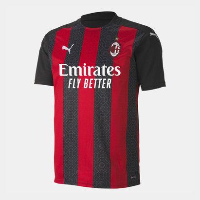 Puma AC Milan Home Shirt 20/21 Mens
