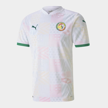Puma Senegal Home Shirt 2020