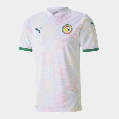 Puma Senegal Home Shirt 2020