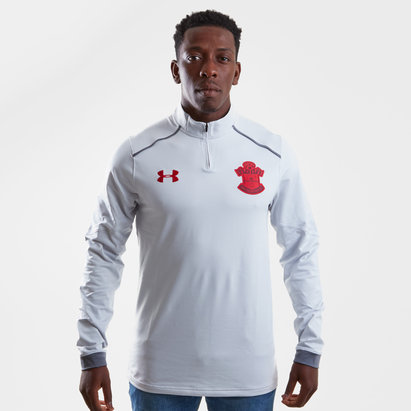 Under Armour Southampton FC 17/18 1/4 Zip Football Training Top