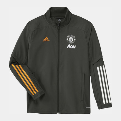 adidas Manchester United Presentation Jacket 20/21 Junior