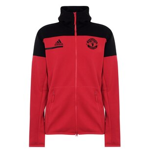 adidas Manchester United ZNE Hoodie 20/21 Mens