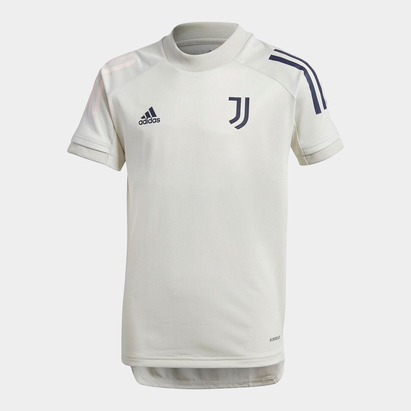 adidas Juventus Training Top 2020 2021 Junior