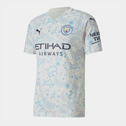 Puma Manchester City Third Shirt 20/21 Mens