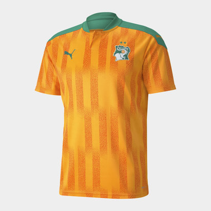Puma Ivory Coast Home Shirt 2020