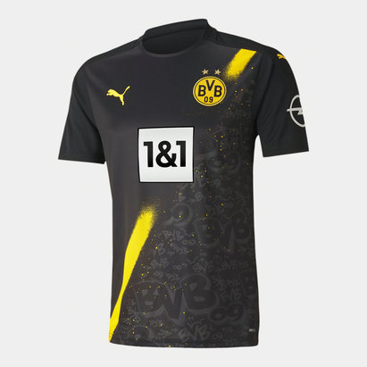 Puma Borussia Dortmund Away Shirt 20/21 Kids