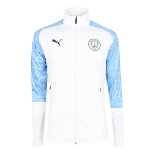 Puma Manchester City Stadium Jacket 20/21 Mens