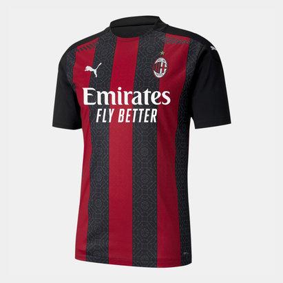 Puma AC Milan Authentic Home Shirt 20/21 Mens