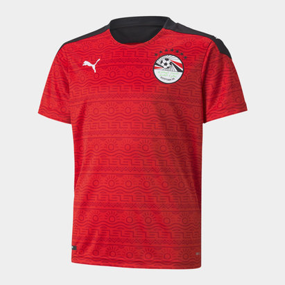 Puma Egypt Home Shirt 2020 Junior