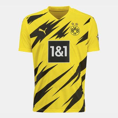 Puma Borussia Dortmund Home Shirt 20/21 Kids