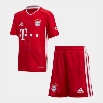 adidas Bayern Munich Home Mini Kit 2020 2021