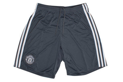 Manchester United 1617 3rd Youth Football Shorts