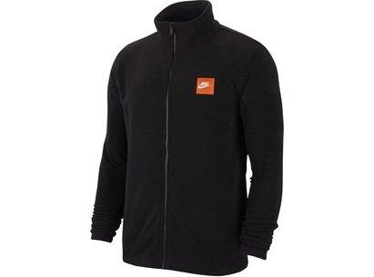Nike Polar Fleece Jacket Mens