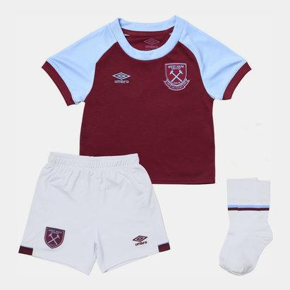Umbro West Ham United Home Baby Kit 2020 2021