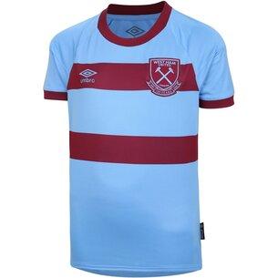 Umbro West Ham United Away Shirt 20/21 Kids