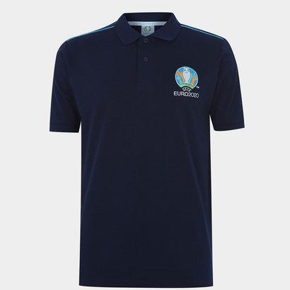 UEFA Euro 2020 Core Polo Shirt Mens
