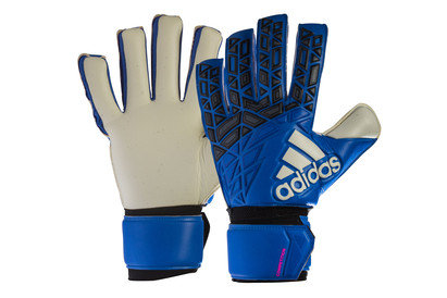low cost 9896f bcec5 adidas Ace Competition Mens Blue Goalkeeper Gloves