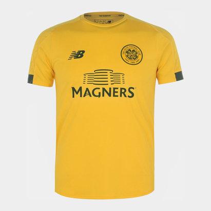 New Balance Celtic Match T Shirt Mens