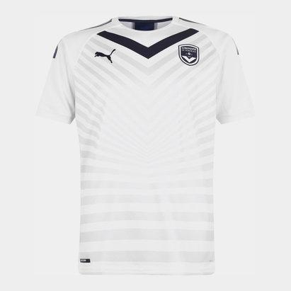 Puma Bordeaux Away Shirt 19/20
