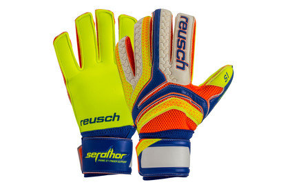 Reusch Serathor Prime S1 Finger Support Goalkeeper Gloves