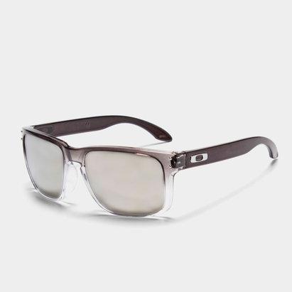 Oakley Holbrook OO9102-A955 Polarized Dark Ink Fade Sunglasses