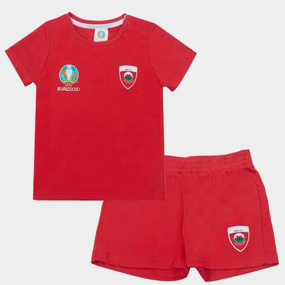 UEFA Euro 2020 Wales Baby Kit