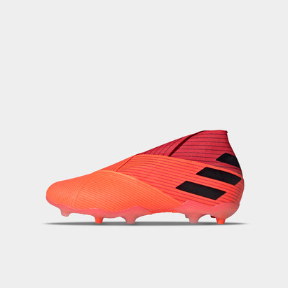adidas Nemeziz 19 + Junior FG Football Boots