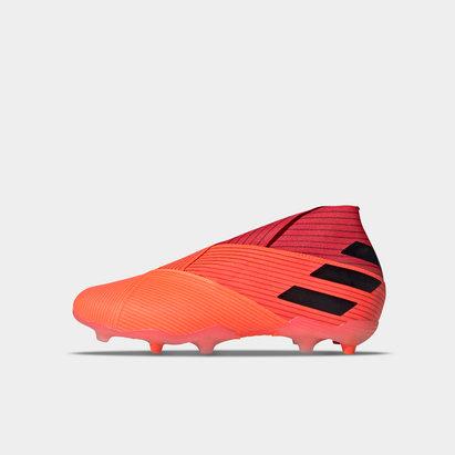 adidas Nemeziz 19 + Junior FG Football Boots