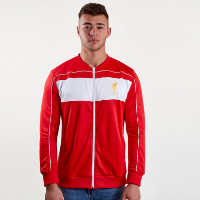 Team Liverpool 1982 Retro Track Jacket