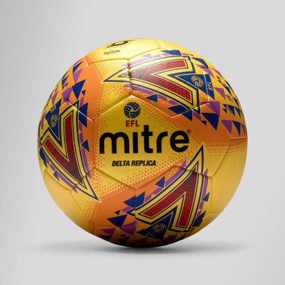Mitre Delta Hyperseam Fluo 30 Panel Replica Footballer
