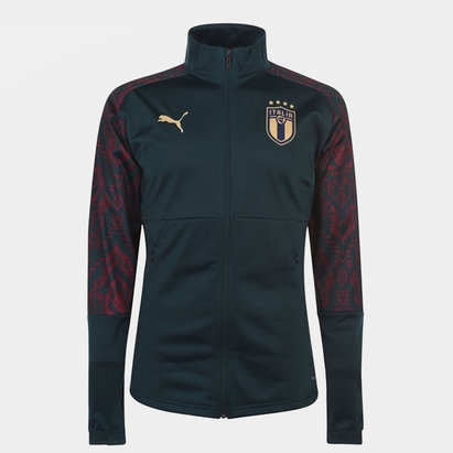 Puma Italy Stadium Jacket 2020 Mens