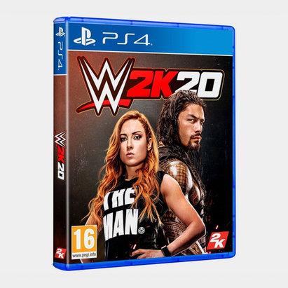 2K Games WWE 2K20 PS4